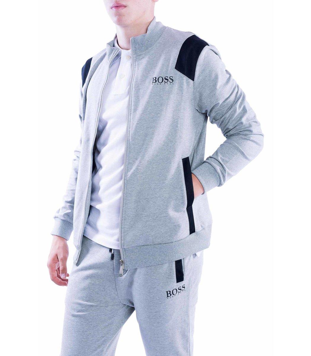 Спортивный костюм Hugo Boss Training Серый - Серый - Вид 3
