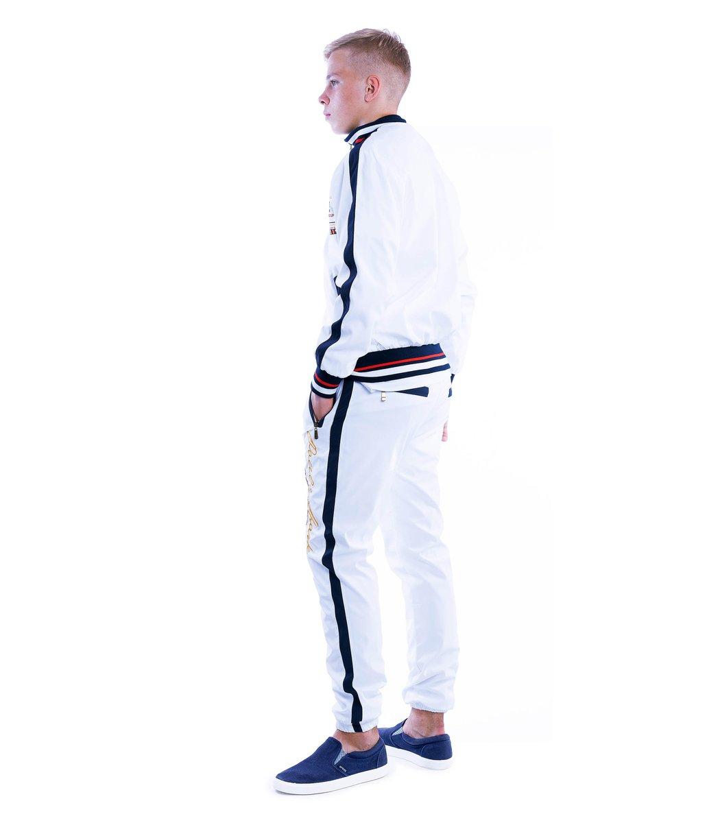 Спортивный костюм Paul Shark Brit Белый - Белый - Вид 4
