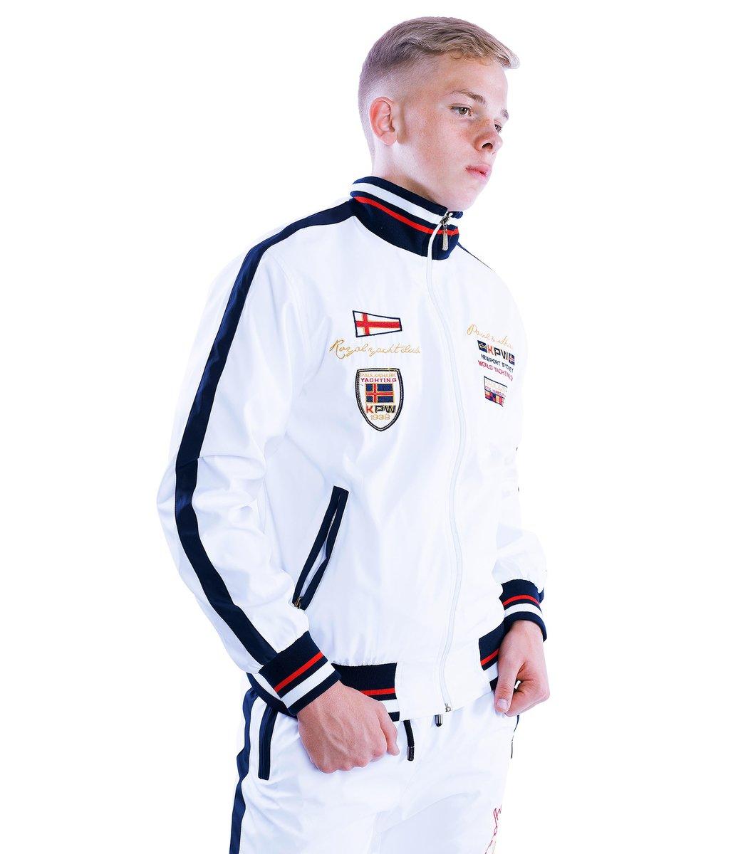 Спортивный костюм Paul Shark Brit Белый - Белый - Вид 2