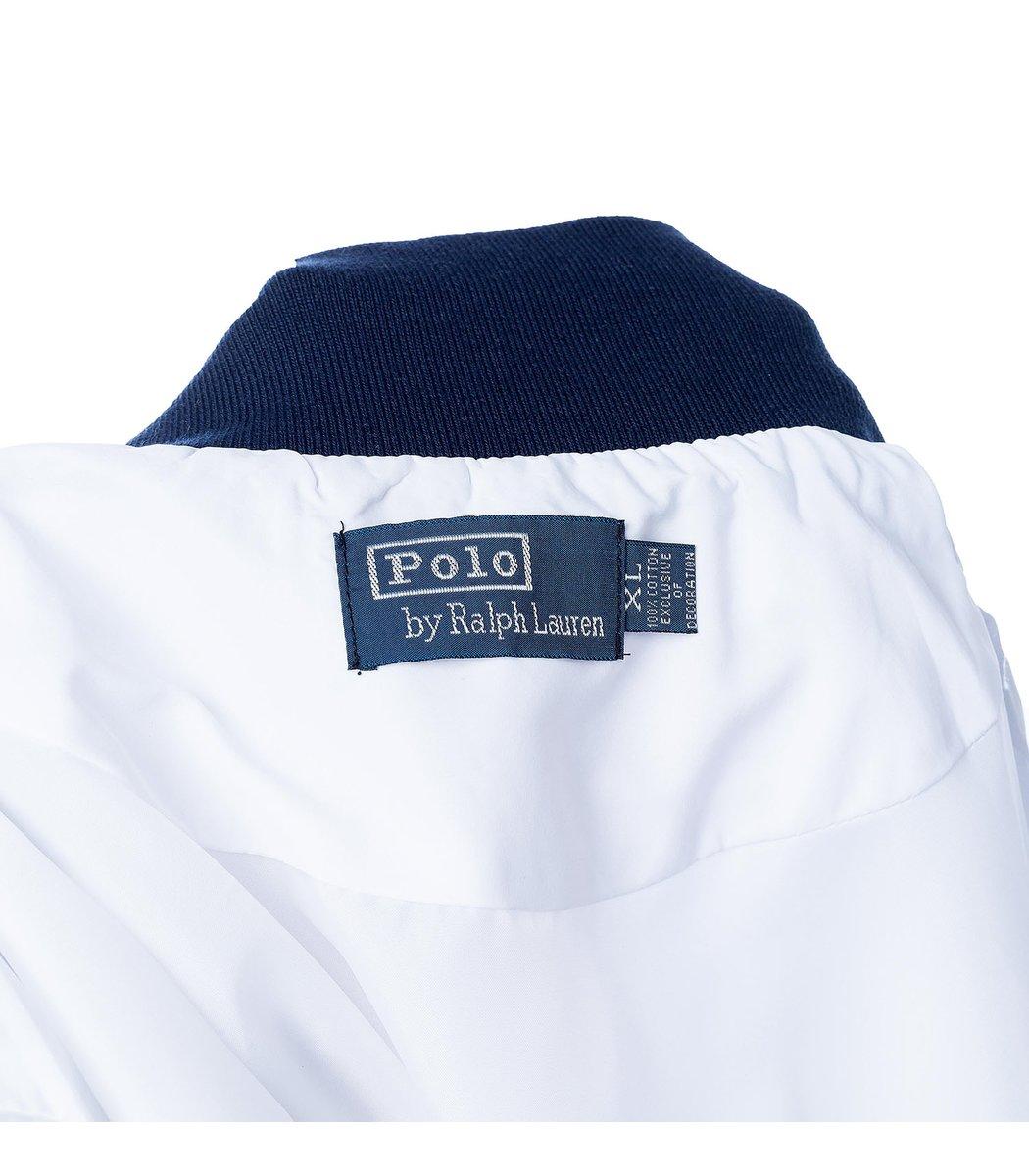 Спортивный костюм POLO Ralph Lauren Atlet Белый/синий - Белый - Вид 10
